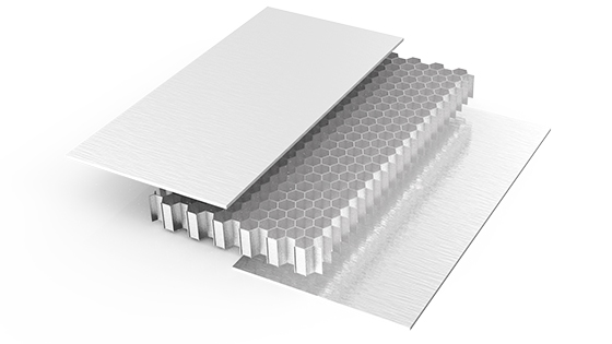 Brazed Aluminum Honeycomb Panels